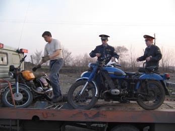 Черногорские водители не оставляют инвалидам места