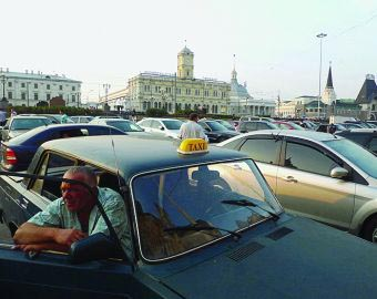 Таксистов начнут штрафовать