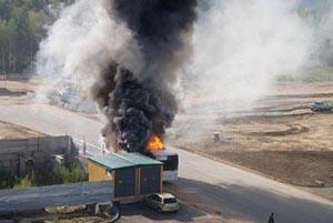Владельца маршрутки, которая сбила девочку в Абакане, лишили лицензии