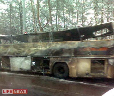 Список пострадавших в аварии с пассажирским автобусом