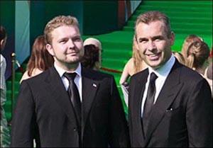 Сына Астахова лишили прав на 1,5 года за пьяное ДТП на Тверской